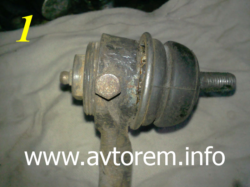 Рулевой наконечник ВАЗ-2101 для модернизации стоек стабилизатора поперечной устойчивости Daewoo Nubira (Дэу Нубира)
