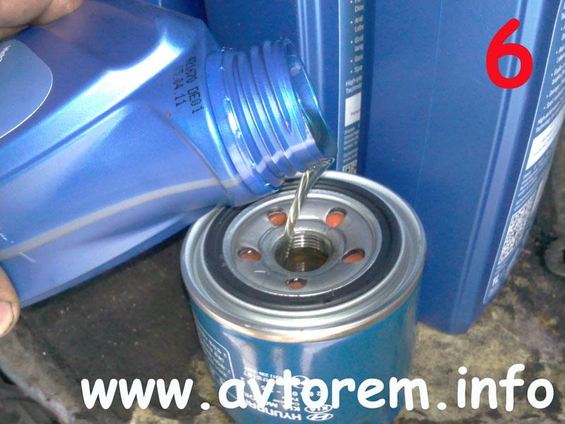 Как поменять масло в двигателе своими руками на автомобиле митсубиси лансер
