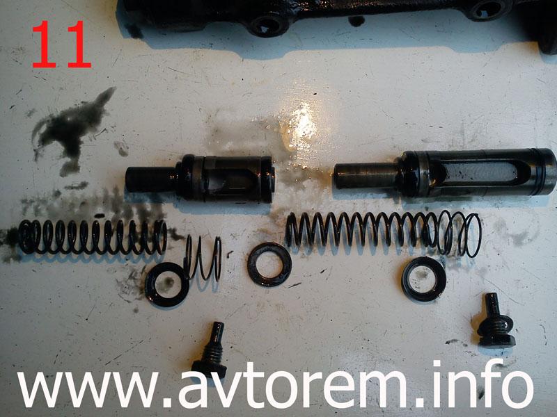 Фото №3 - ремонт главного тормозного цилиндра ВАЗ 2110