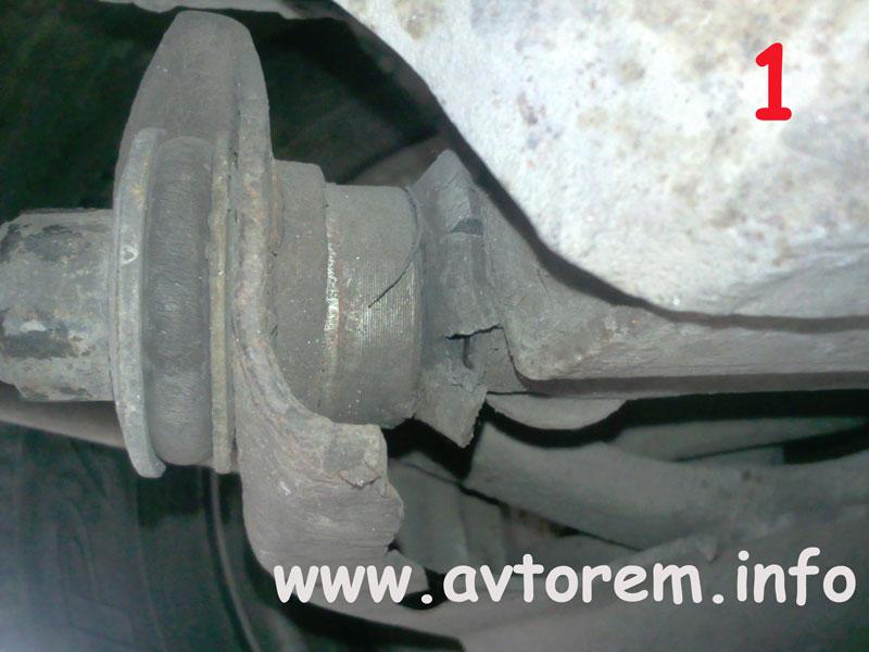 Фотоотчет по замене сайлентблоков на верхних и нижних рычагах передней подвески на автомобилях ВАЗ-2101, ВАЗ-2102, ВАЗ-2103, ВАЗ-2104, ВАЗ-2105, ВАЗ-2106, ВАЗ-2107, Жигули, Классика