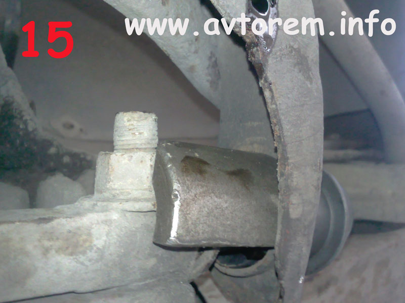 Упор для запрессовки сайлентблока в нижний рычага на авто ВАЗ-2101, ВАЗ-2102, ВАЗ-2103, ВАЗ-2104, ВАЗ-2105, ВАЗ-2106, ВАЗ-2107, Жигули, Классика