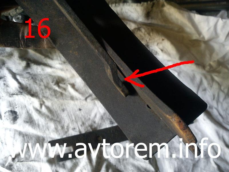 как правильно установить распорные планки и рычаги задних тормозных колодок ваз 2101