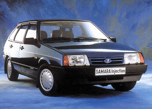 фото автомобиля ВАЗ 2109 - история создания и развития ВАЗ 2109