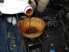 Периодичность замены масла в бензиновом двигателе