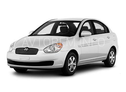 история создания автомобиля hyundai accent