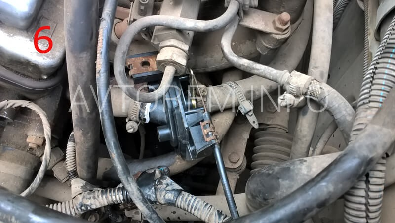 Замена Мотора Печки Таврия