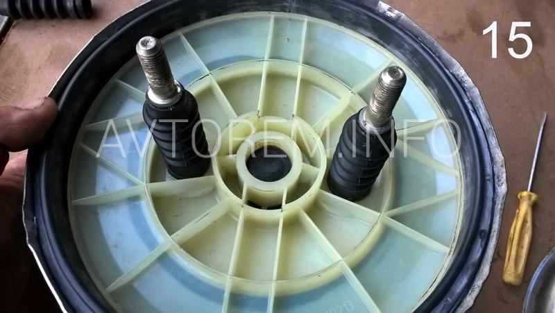 вакуумный усилитель тормозов ваз устройство