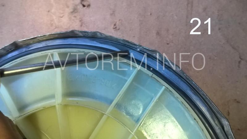 вакуумный усилитель тормозов ваз 21099