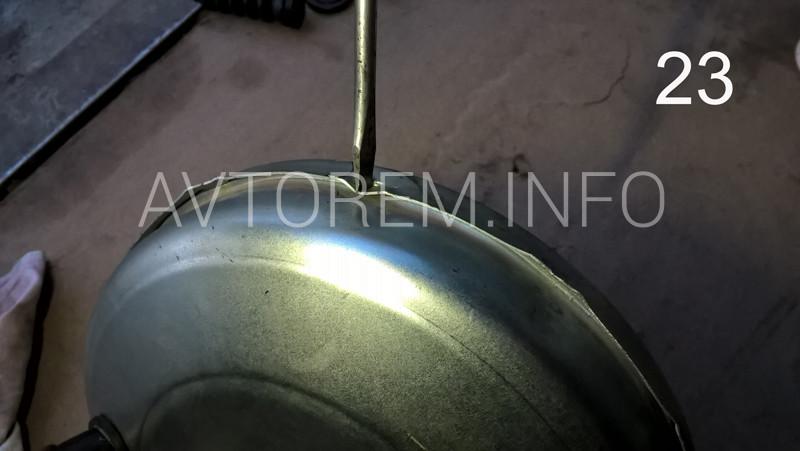 ремкомплект вакуумного усилителя тормозов ваз