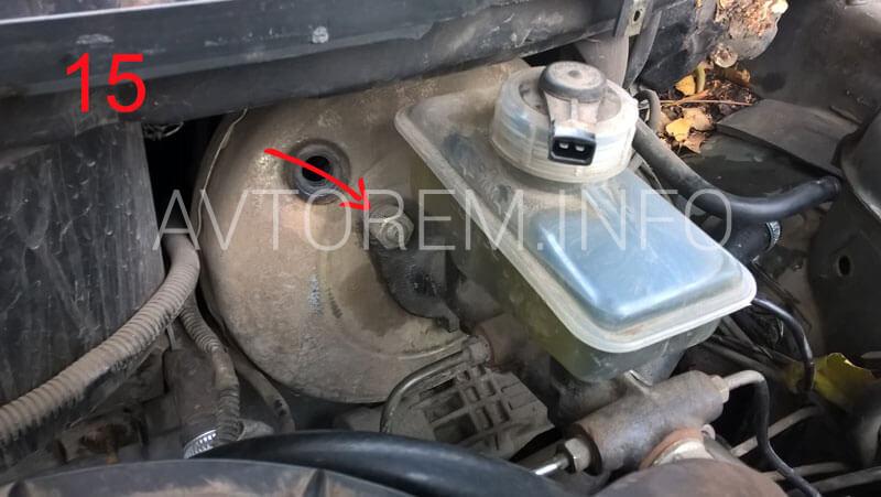 замена радиатора печки ваз 2111 нового образца