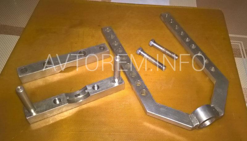 универсальный съёмник для демонтажа наружного шруса