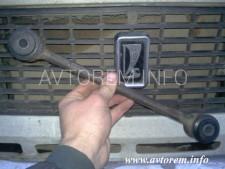 Снятие и ремонт реактивных тяг на автомобилях ВАЗ-2101
