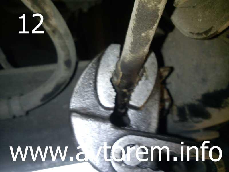 Регулятор давления задних тормозов ваз 2112