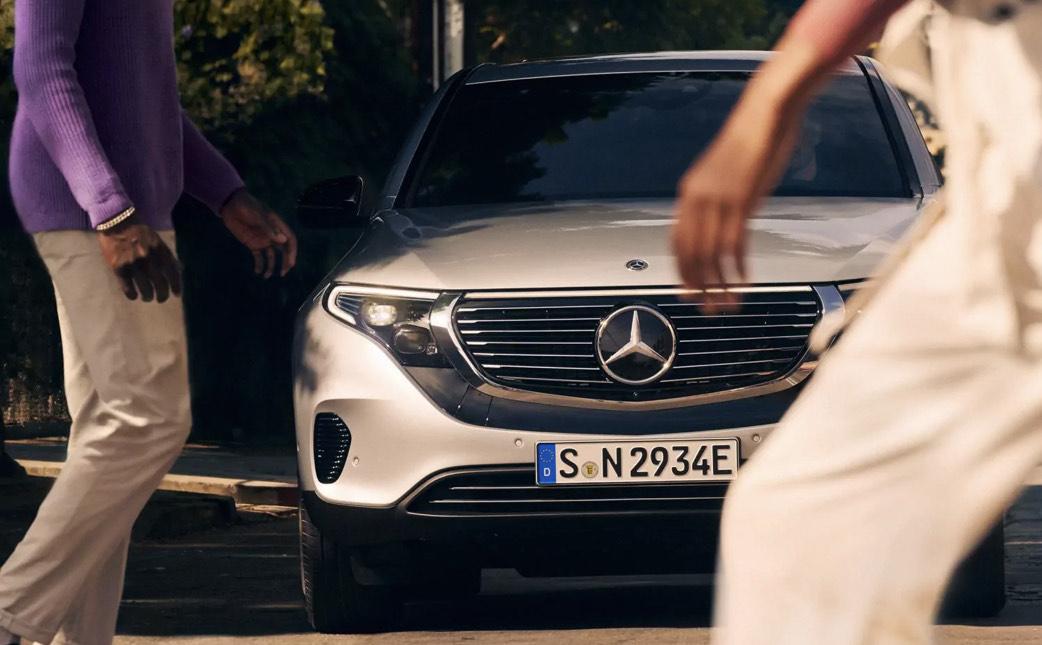Mercedes EQC – электрифицированный элегантный и первый внедорожник на базе бренда